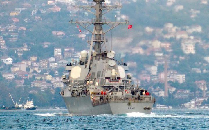 НАТО вторглось в акваторию Черное море
