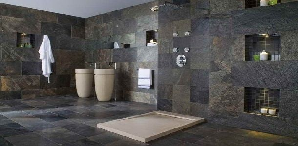 Bathroom Tile Accents