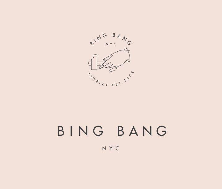 Bing Bang Jewelry Branding Packaging by Verena Michelitsch