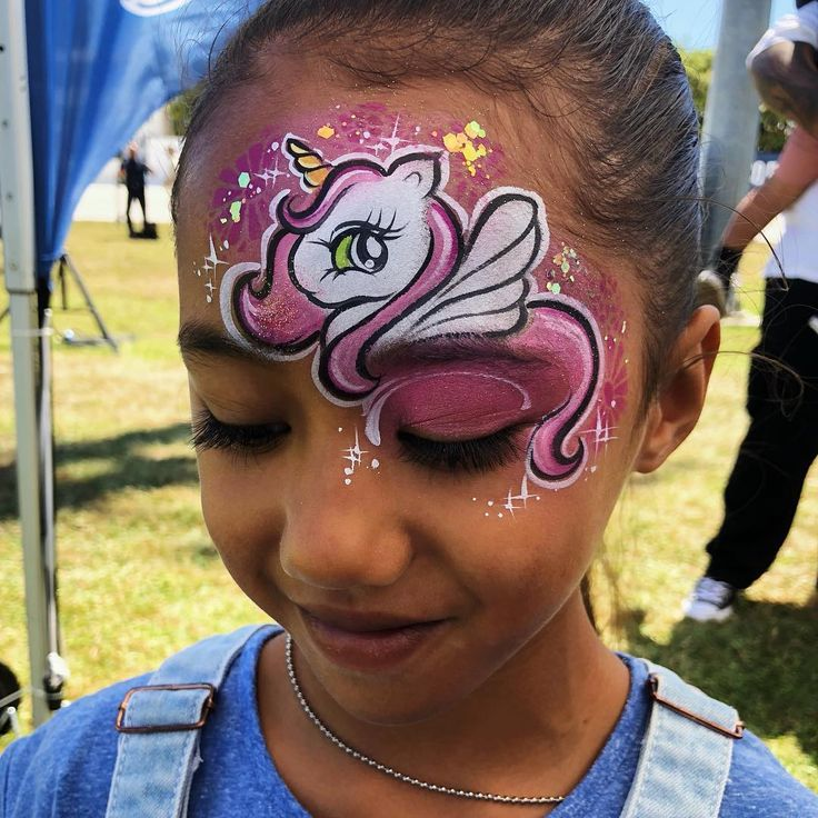 Pin by … on Face3 in 2020 Face painting, Make up art