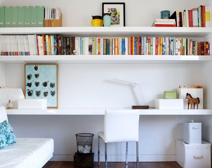 Как обустроить маленький домашний офис