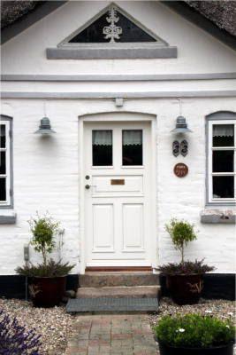 Billeder af udvendige døre og andre facadedøre
