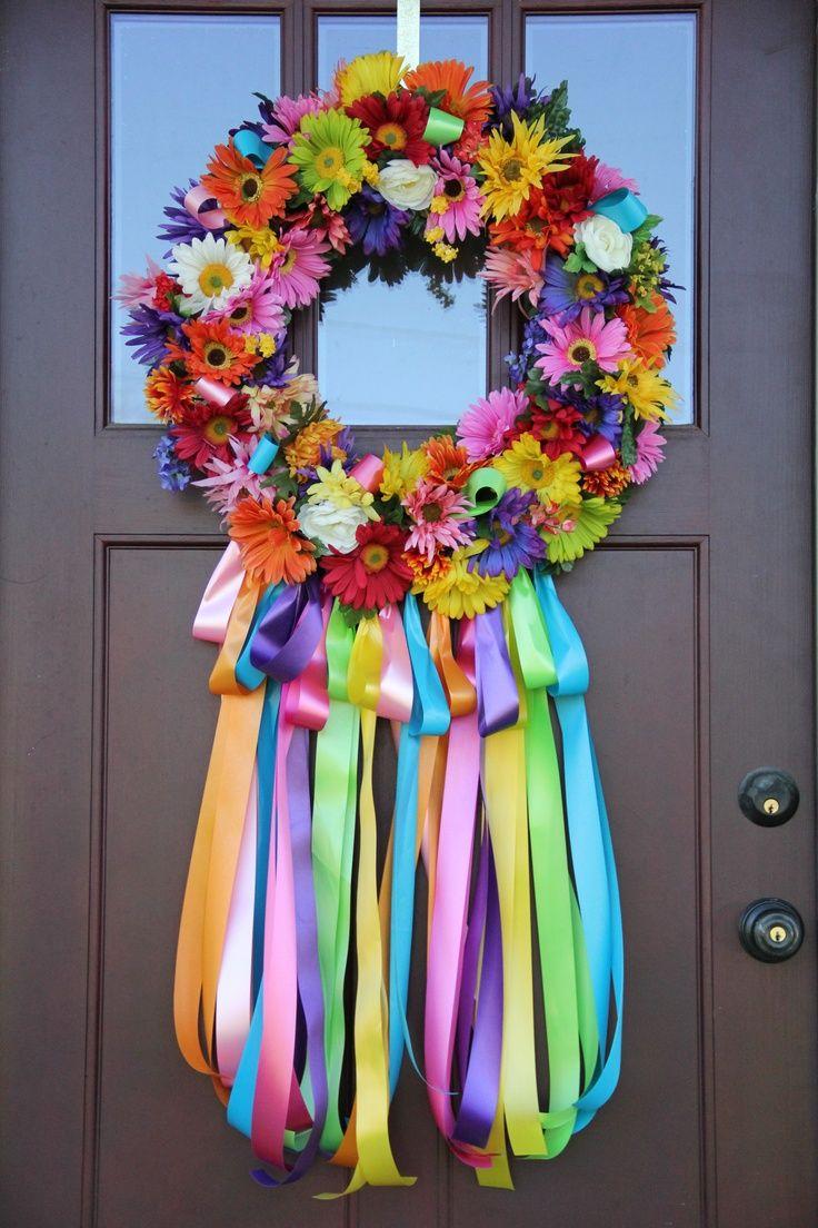 Lovely 106 best Fiesta wreaths images on Pinterest | Mexican fiesta  VN01