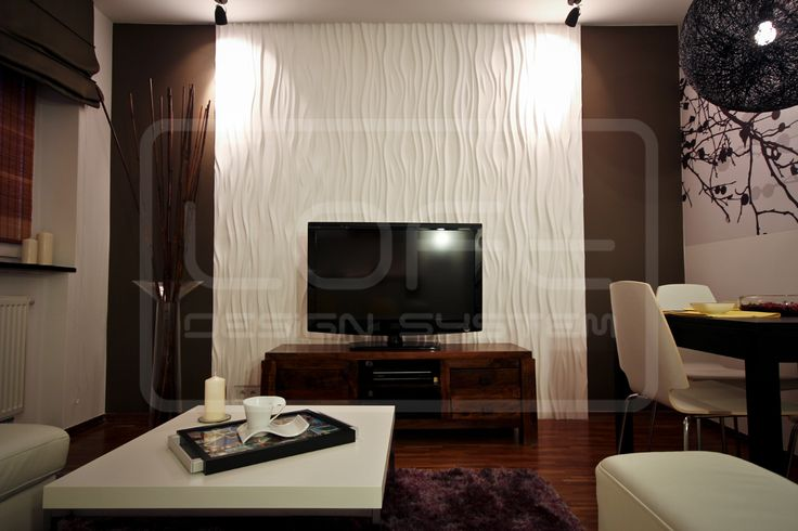 Stream - model 27 - salon/living room. Click at the photo to get more information or to visit our website.  #LoftDesignSystem #loftsystem #Decorativepanels #Inspiration #Interior #Design #wallpanels #3Ddecorativepanels #3dpanels #3dwallpanels #house #home #homedesign #Decorations #homedecorations  #salon #livingroom