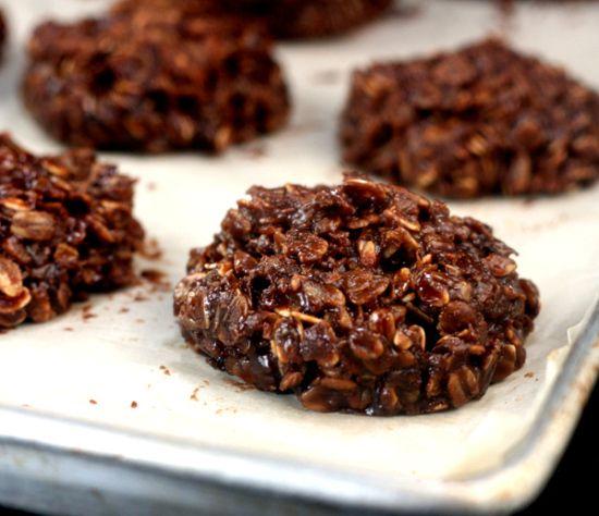 No-Bake Nutella Cookies