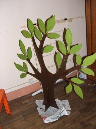 arbre empreinte