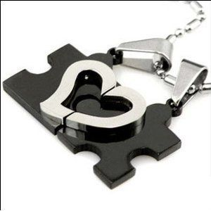 Heart Puzzle Necklace -   5.0 out of 5 stars Romantic Couples Pendant - $21.99 http://www.amazon.com/gp/product/B005G8BTYW/ref=as_li_ss_tl?ie=UTF8=repint-20=as2=1789=390957=B005G8BTYW