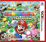 Mario Party Star Rush - Nintendo 3DS Standard Editionby Nintendo152% Sales Rank in Video Games: 121 (was 306 yesterday)Platform: Nintendo 3DS(24)Buy new: $39.99 $28.8922 used & new from $13.98 (Visit the Movers & Shakers in Video Games list for authoritative information on this product's current rank.)