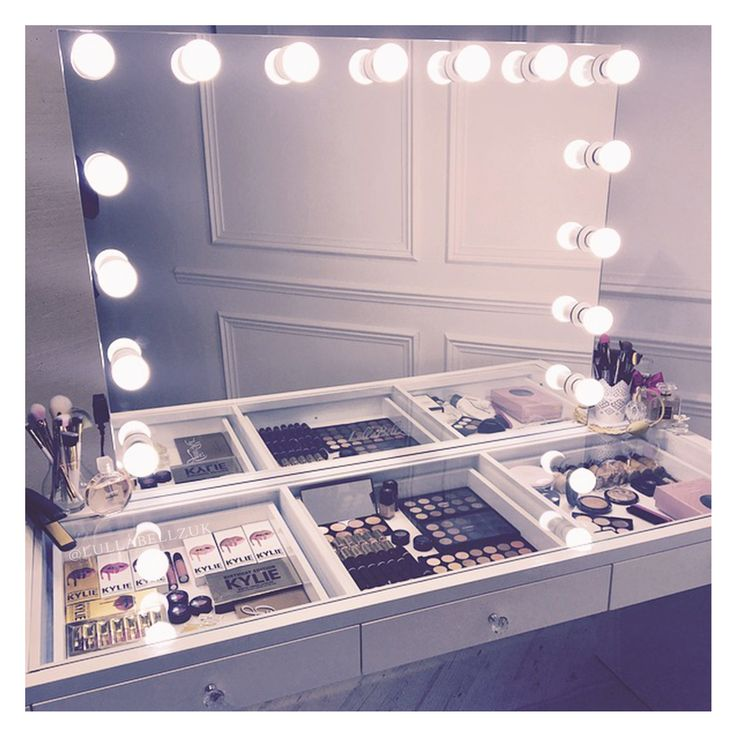 21 Best Hollywood Mirrors Images On Pinterest Makeup