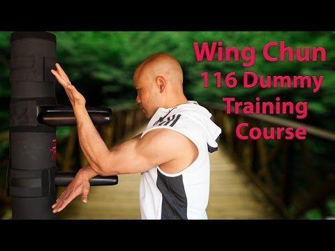 Wing Chun 116 Dummy training course - YouTube