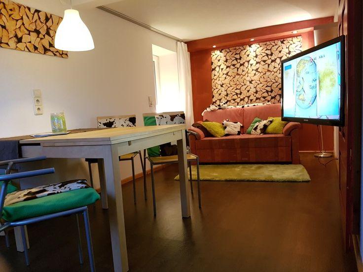 #www.grubdanielhof.de #ferienwohnung #schwarzwald #wohnzimmer #urlaub auf dem Bauernhof