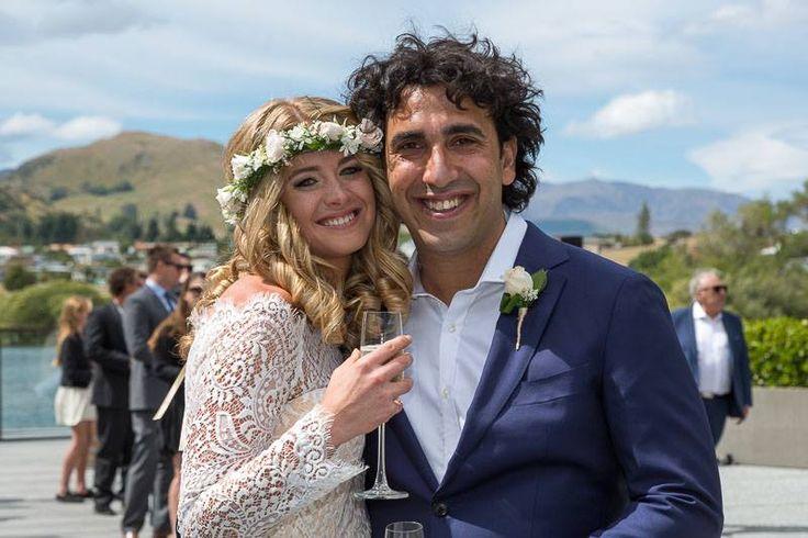 Queenstown Celebrant - Queenstown wedding at The Hilton Hotel