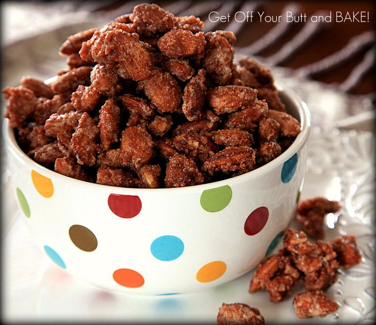 Burnt Sugar Almonds Just like those wonderfully smelling Nuts you find in the mall!
