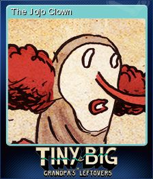 Steam Community :: Steam Badges :: Tiny and Big: Grandpa's Leftovers