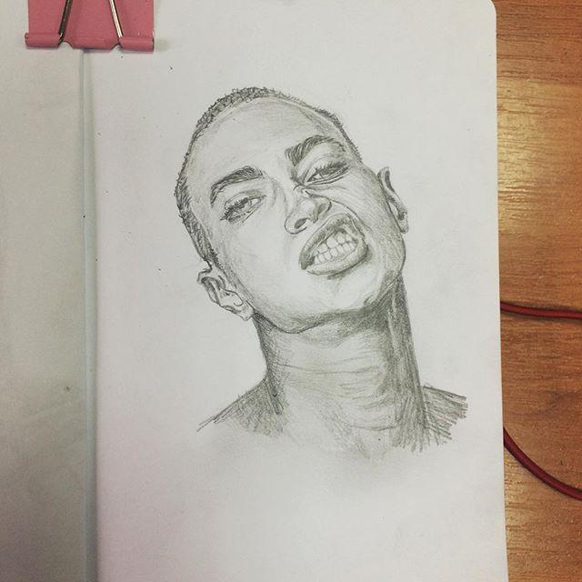 #art #instaart #draw #drawing #sketch #sketching #sketchbook #paint #painting…