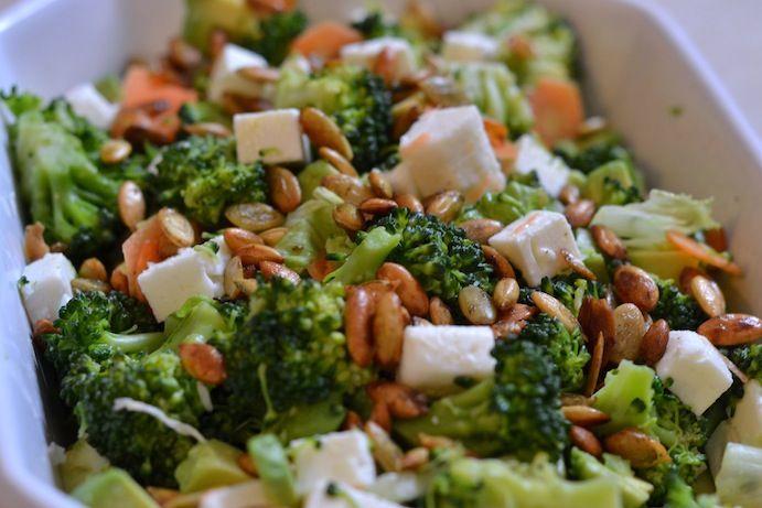 broccoli salat verdens bedste