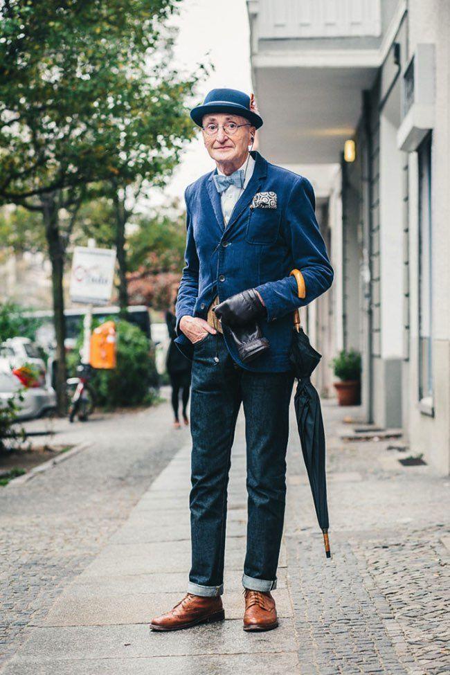 A 104 ans ce Hipster va vous Donner une Belle Leçon de Style
