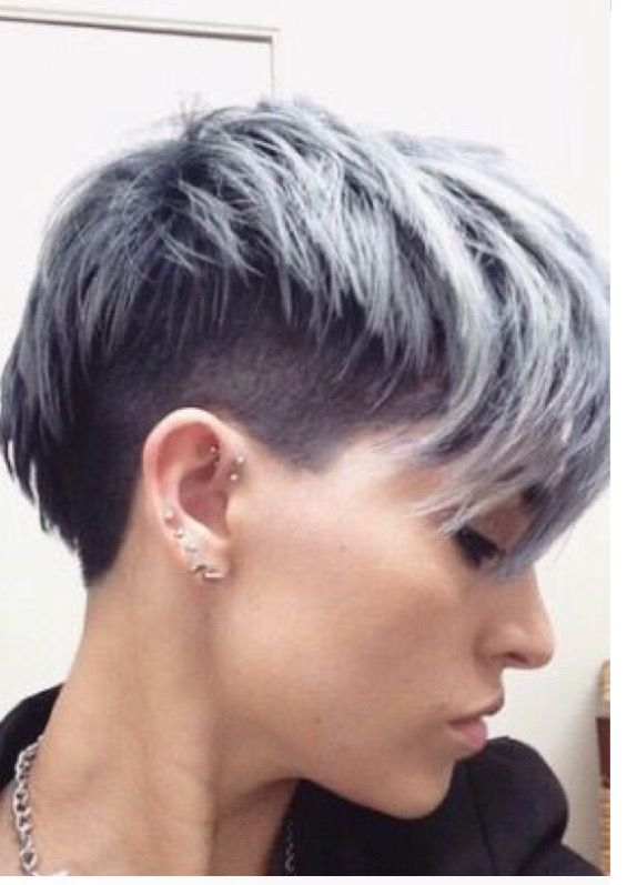 how to cut a pixie haircut yourself pin by jeannie on lavender hair 2335