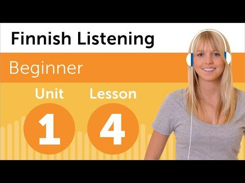 Visit www.finnishpod101.com to learn Finnish for free! In this lesson, you will improve your listening comprehension skills from a Finnish weather report. #Finnish #learnFinnish #FinnishPod101 #Finland