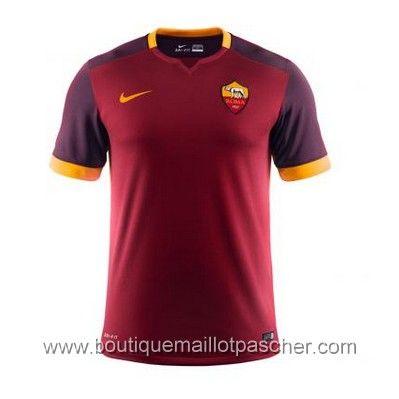 Maillot de foot pas cher AS Roma 2016 Domicile