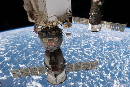 «Роскосмос» допустил наличие следов внеземной жизни на МКС: Космос: Наука и техника: Lenta.ru