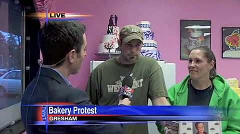 Satan?! GoFundMe Cancels Sweet Cakes By Melissa Fundraising Campaign; Owners Blame 'Satan'
