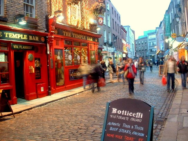 Celebrate St. Paddy's in Dublin! Two Can't Miss Irish Festivals!