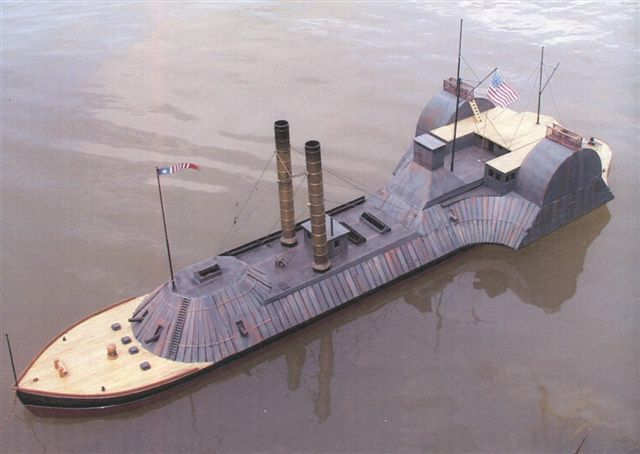 Nice model of the choctaw ironclads pinterest
