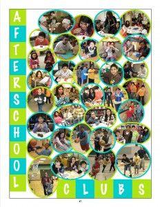 Elemantary+Yearbook+Layout | Splendid Yearbooks Tips & Tricks Blog » Teams & Club Pages