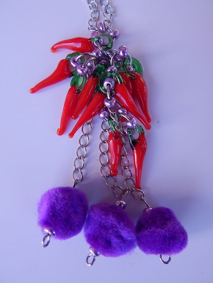 Handmade nacklaces by #ayaglass. Different and one of a kind! www.ayaglass.hu
