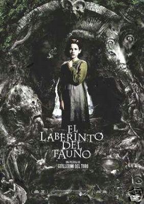 El Laberinto del Fauno - Pan's Labyrinth DVD ~(Mexico)