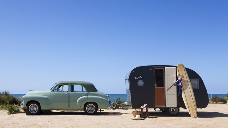 The peer-to-peer renting platform lets you hire someone else's van or RV for that weekend camping trip.
