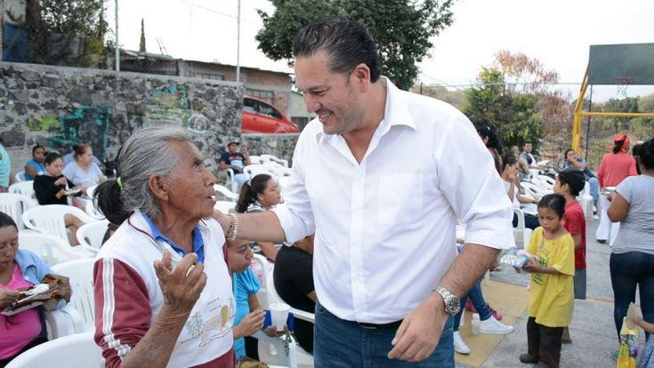 Julio Yáñez a favor de los grupos vulnerables y la inclusión social
