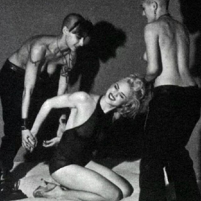 Madonna the sex book final