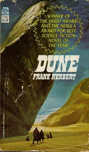 Dune - Still one of my fave SF books