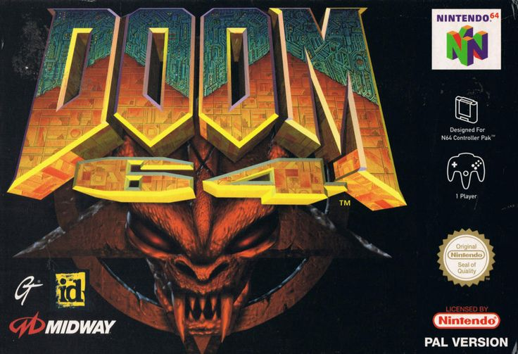 Doom 64 - Nintendo 64 - Acheter vendre sur Référence Gaming