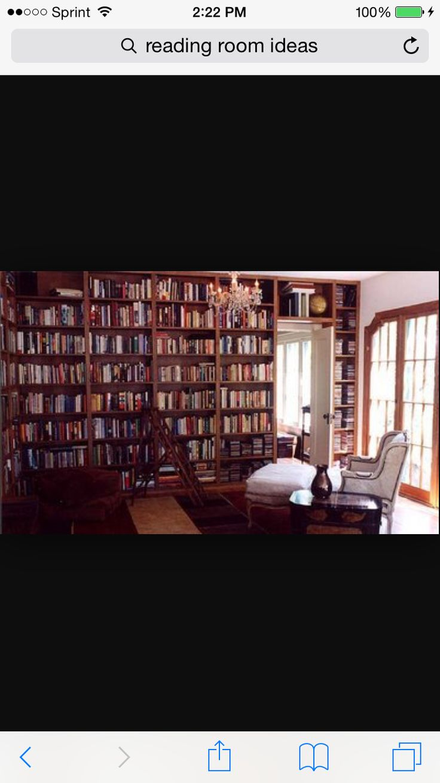 Cute Ideas. Reading Room ...