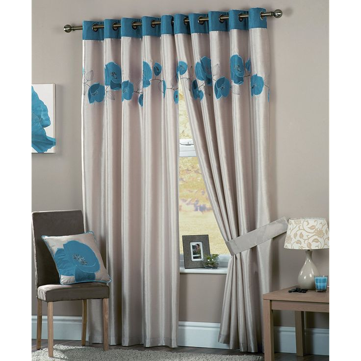 bedroom curtains eyelet
