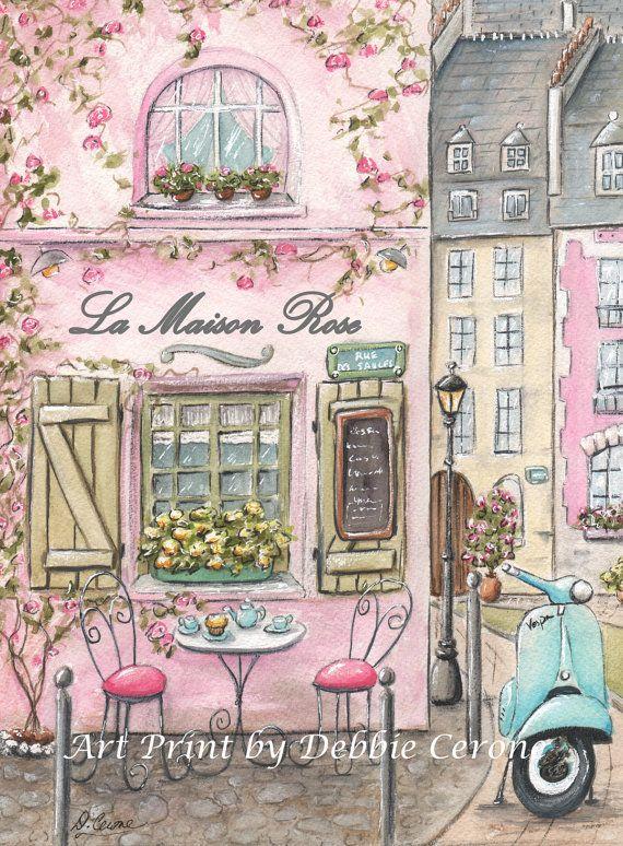 Paris Bedroom Decor Nursery Girl Paris Art Paris Decor Personalised Nursery Art For Girls