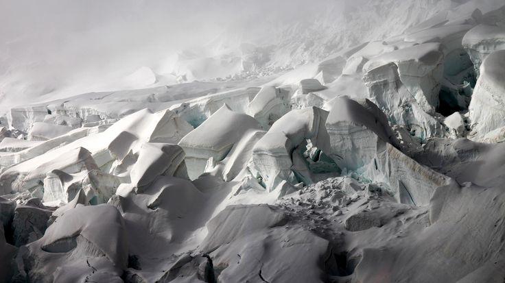 Photo Ice Kingdom of Eiger by David Myslivec on 500px