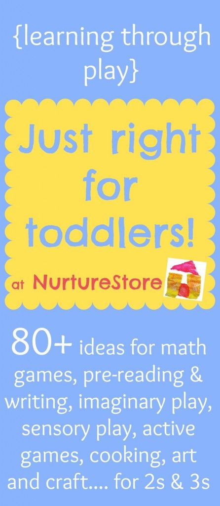activities for toddlers 1