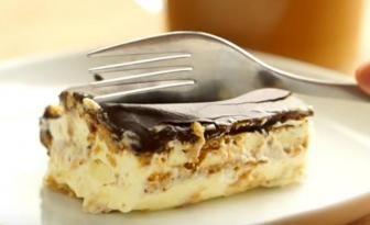 Impressionnez vos invités avec le gâteau ÉCLAIR sans cuisson