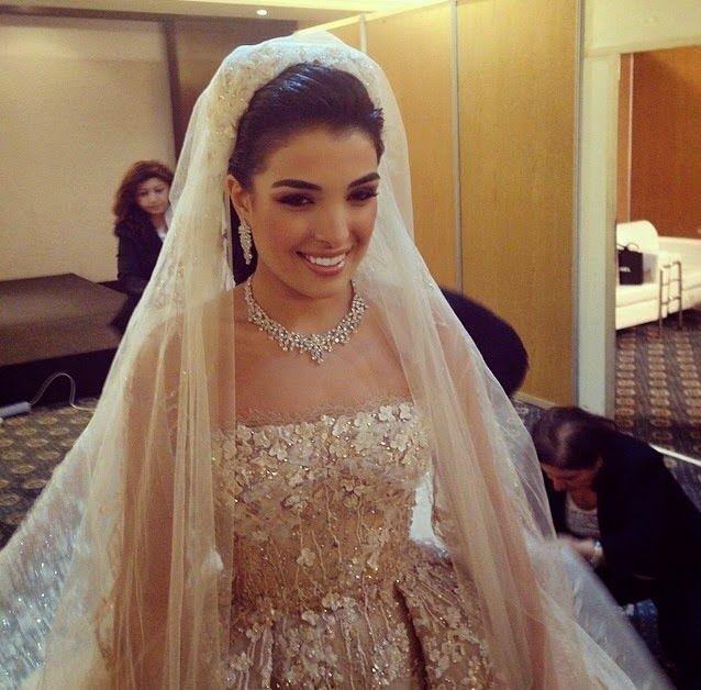 Elie saab bridal my dream