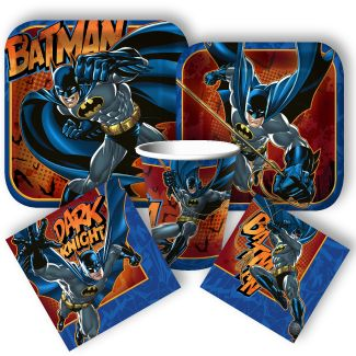 Batman Party Supplies here at Discount Party Supplies.
