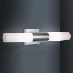 Stilfuld Lorient væglampe til badeværelset med to 6026115 895 kr.