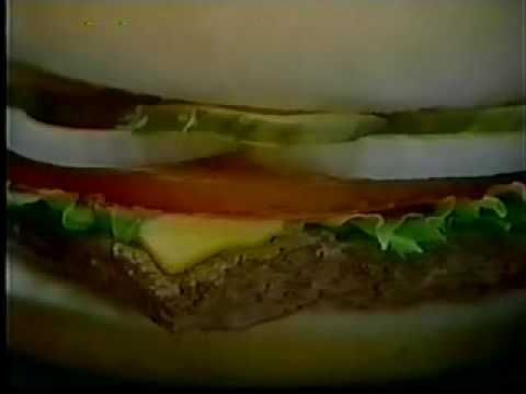 WHERE'S THE BEEF? (WENDY'S COMMERCIAL) ~ Will NEVER forget these commercials...hahaha!