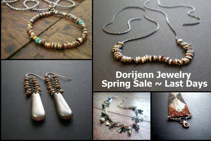 25% Off #Spring #Sale #Boho #Chic #Jewelry by #dorijenn on #Etsy