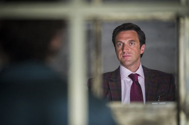 "I got Dr. Frederick Chilton... well that was unexpected! Which ""Hannibal"" Character Are You?"