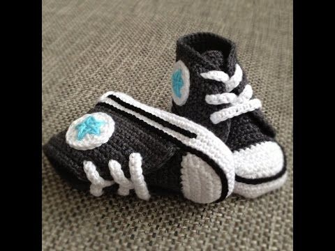 ?ver 1 000 bilder om Crochet - Baby And Kids Shoes 8 ...