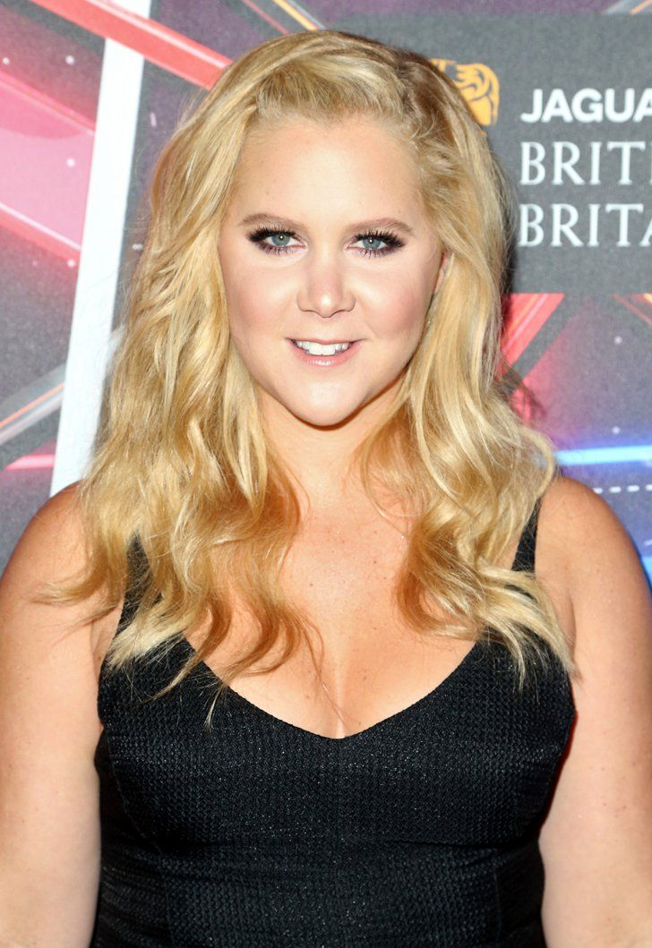 Pin for Later: Hollywood's Elite Take the Britannia Awards by Storm Amy Schumer